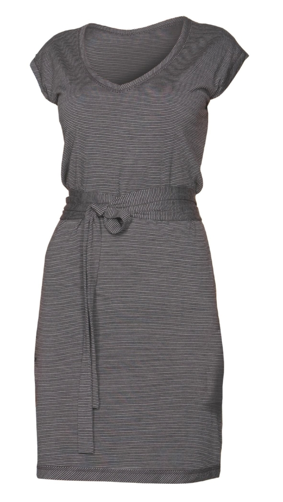 Stripe Villa Dress VKP: 119,95 € - Bild: Icebreaker