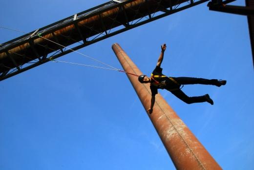 Garmin GPS-Festival auf Zollverein in Essen / Satellite Challenge - Bild: Garmin/Sportfaktor