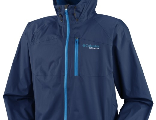 Columbia Hail tech Jacket - Kapuze - Bild: Columbia