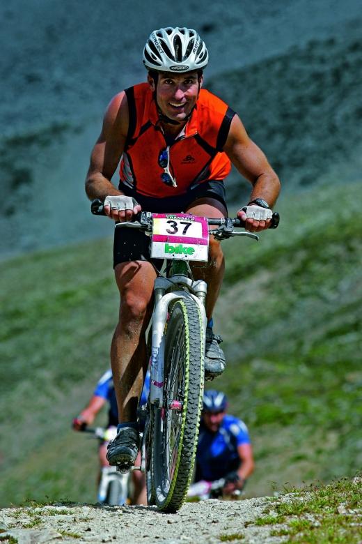 Schlickenrieder, Peter (GER) Bike Transalp Challenge - Bild: GPS-Festival