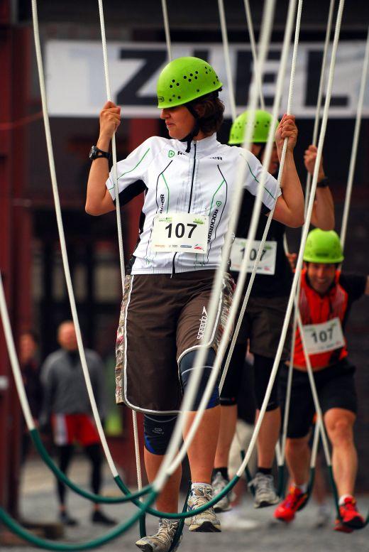 GPS-Festival Rope Activities - Bild: Garmin