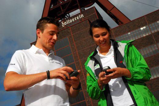 Garmin GPS-Festival auf Zollverein - Bild: Garmin