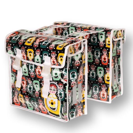 Basil Baboushka Double bag - Bild: Basil