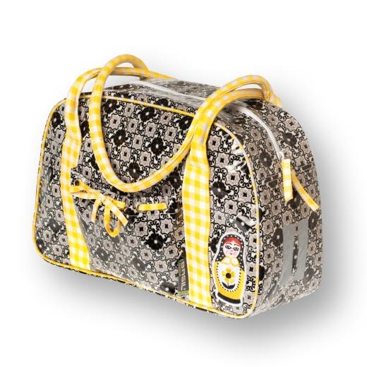 Basil Baboushka Bowling bag - Bild: Basil