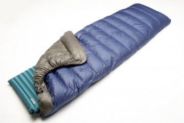 Therm-a-Rest Alpine Down Blanket - Bild: Therm-a-Rest