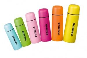 PRIMUS Vaccuum Bottle 0,75L neon - Bild: Primus