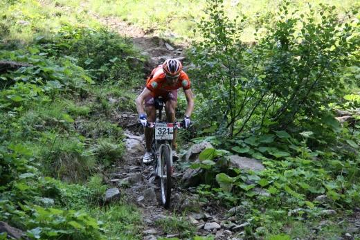 M3 Mountainbike Marathon, Fotoverweis: Andreas Marent / Montafon Tourismus