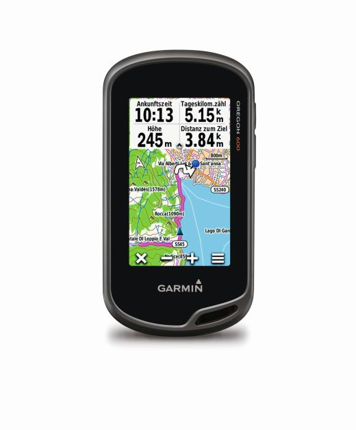 Garmin Oregon 600 - Bild: Garmin