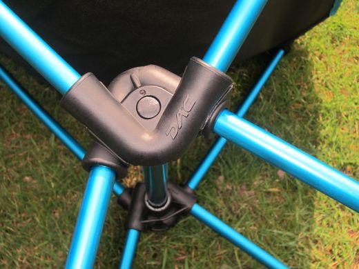 DAC Gestänge beim Helinox Chair One