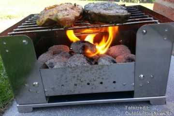 Esbit BBQ-Box 100S im Test