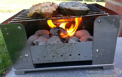 Enders Gasgrill Fritz Berger : Camping geocaching und radwandern im outdoor magazin camping