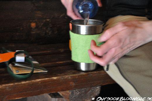 Klean Kanteen Steel Pint Cup Produktbild 001