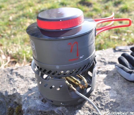 Primus EtaSpider iM Review auf HikingGear
