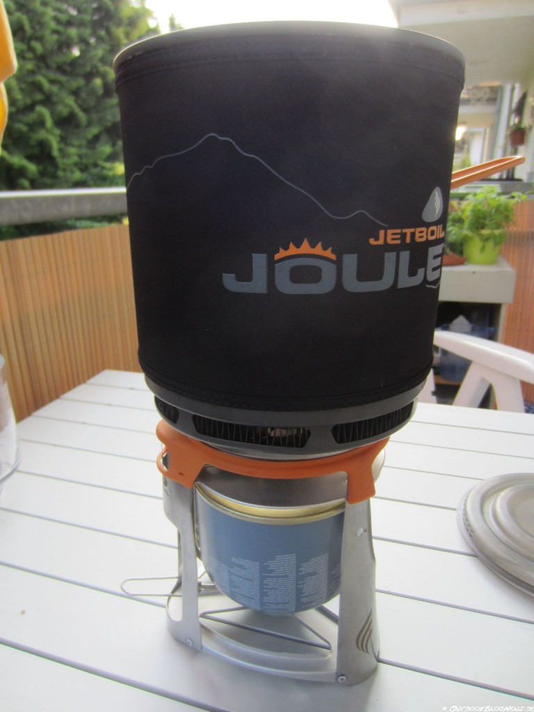 Jetboil Joule Cooking System Bild  003