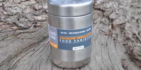 Klean Kanteen - Food Canister Vacuum Insulated im Praxistest  003