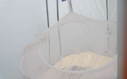 Care Plus® Light Weight Mosquito Net Bell im Praxistest  007
