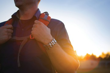 Der amerikanische Spezialist für Multifunktionswerkzeuge präsentiert das Tool-Armband TREAD - Credits: LEATHERMAN