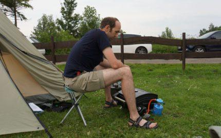 Campingaz 1 Series Compact EX CV - Praxistest Bild 002 - Kopie